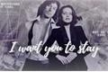História: I want you to stay (Reylo AU)