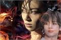 História: Moon Wolf - Taekook