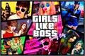 História: Girls Like Boss! Rowdy City - Imagine; TWICE (G!P)