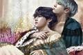 História: Meu Rei, Meu Senhor.... (Taekook,Vkook)