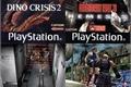 História: Resident Evil vs Dino Crisis