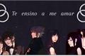 História: Te ensino a me amar (Sasuhina)