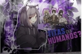 História: Titãs ou Humanos? — Imagine Shingeki no Kyojin