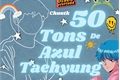História: 50 Tons de Azul-Taehyung - Taekook (oneshot)