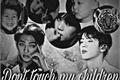 História: Don't touch my children - Namjin
