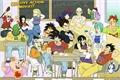 História: Dragon Ball High School