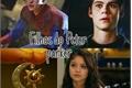 História: Filhos do Peter Parker - Teen wolf