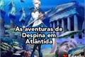 História: As aventuras de Despina em Atlântida