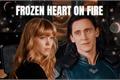 História: Frozen Heart on Fire - Loki