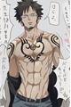 História: S-Sensei!?!? (Trafalgar D. Water Law)