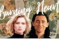 História: Burning Heart - Loki