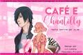 História: Café e chantilly (Sasusaku)