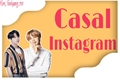 História: Casal Instagram Jikook ABO