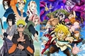 História: Naruto e n.n.t reagindo a raps