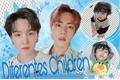 História: Diferentes Children - Yoonjin ( abô).