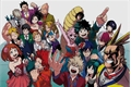 História: My Hero Academy - Furmu Aizawa