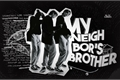 História: My neighbor's brother; johnten