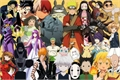 História: Mistura louca(animes RPG)