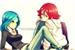 Fanfic / Fanfiction Hiroto e Ulvida - Um Amor Quase Impossivel