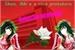 Fanfic / Fanfiction Shun, Ikki, e a Rosa protetora (BLP)