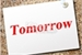 Fanfic / Fanfiction Tomorrow
