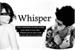 Fanfic / Fanfiction Whisper