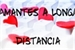 Fanfic / Fanfiction Amantes A Longa Distancia