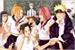 Fanfic / Fanfiction Konoha High School: Destino Imutável.