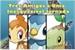 Fanfic / Fanfiction Três amigos e uma inesquecível Jornada! Pokémon