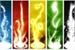 Fanfic / Fanfiction Interativa - The Elemental Warriors