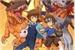 Fanfic / Fanfiction DIGIMON Adventure 4 - A VERDADEIRA FORÇA
