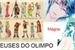 Fanfic / Fanfiction Os deuses do Olimpo (Mitw) (Em pausa)