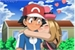 Fanfic / Fanfiction O Amor De Ash e Serena