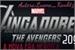 Fanfic / Fanfiction Vingadores 2099:A Nova Era Heroica