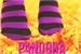 Fanfic / Fanfiction Pandora Através das Meias