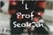 Fanfic / Fanfiction Meu insuportável Prof° SeokJin