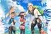 Fanfic / Fanfiction Aventuras Com Pokémon GO