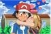 Fanfic / Fanfiction O Amor entre Ash e Serena