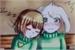 Fanfic / Fanfiction AsrielxChara-nosso final feliz