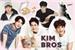 Fanfic / Fanfiction Kim Bros