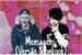 Fanfic / Fanfiction Mensagens (Versão Yoonkook)