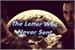 Fanfic / Fanfiction The Letter Was Never Sent - Sterek