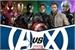 Fanfic / Fanfiction Avengers VS X-Men Interativa