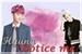 Fanfic / Fanfiction Hyung, Notice-Me! - Texting (Em revisão)