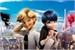 Fanfic / Fanfiction Miraculous Ladybug: O amor de Adrinette e Tikagg