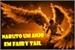 Fanfic / Fanfiction Naruto: Um Anjo na Fairy Tail
