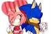 Fanfic / Fanfiction Sonic e Amy a historia de amor