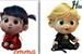 Fanfic / Fanfiction Uma Marinette, um Adrien e............... Bebês