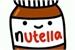Fanfic / Fanfiction Nutella. Pote de Piadas e Poemas.