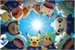 Fanfic / Fanfiction Pokemon Futebol- Os pokemons entram em campo